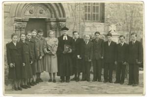 1953-Konfirmation