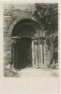 Portal-Postkarte